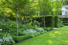 Formal structural garden 4 Charlotte Rowe copyright Marian… | Flickr
