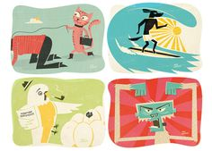 Tuesday Collective: 5 illustration and art designers