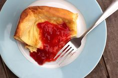 Yorkshire Pudding, Puffed oven Pancake, German Pancake. Whatever you call it, it looks and sounds delicious!