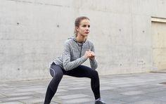 #beginners #squatchallenge 28 days