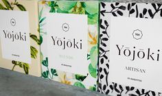 """Ariel Di Lisio and his team were commissioned to develop an identity system for a Japanese brand of tea. Our creative process began by researching the ancient Asian tea culture; they found the oldest Japanese specialty tea book from, Kissa Yōjōki (喫茶 養生 記) """" be healthy through tea"""" written in 1211. The ideas inspired …"""