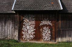 HOME & GARDEN: Zalipie : un village coloré en Pologne