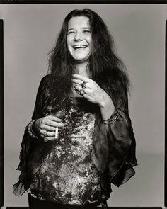 Janis Joplin by Richard Avadon