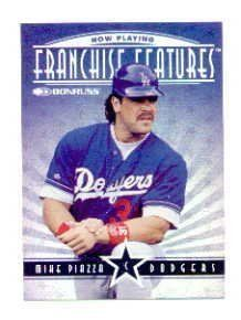 1997 Donruss Franchise Features #9 M.Piazza/M.Sweeney by Donruss. $8.40. 1997 Donruss Inc. trading card in near mint/mint condition, authenticated by Seller