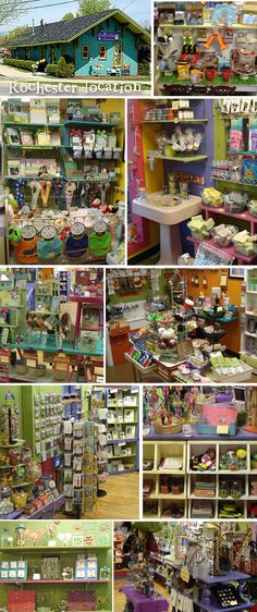 Catching Fireflies - Rochester - this is one of my inspiration stores.  Everything Catching Fireflies does captures my heart.