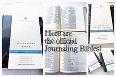Bible Journaling : Let's Talk Supplies! | Bonita Rose