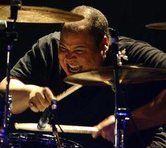 Abe Laboriel, Jr. (Paul Mccartney's drummer and jazz bassist, Abe L. Sr's son!)