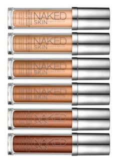 Obsessed with Urban Decay's liquid makeup. It transforms the skin and feels weightless all day long.