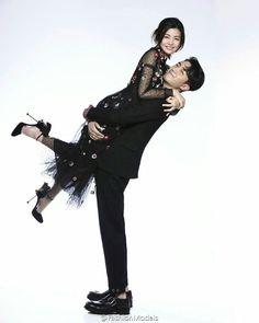 Michelle Chen, Love Kiss, Korean Drama, Cute Couples, Wedding Planning, Goth, Vogue, Actors, Chinese