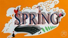 quilling spring by Patrick Krämer
