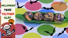 Halloween Peas - Polymer Clay (Easy Tutorial) ポリマークレイ	https://www.youtube.com/watch?v=7dpQ74JrEoU #Halloween #Peas #LoveYste #DIY #DoItYourself #HowTo #HowToMake #CraftyVideos #Love #Yste #Haul #Baking #Giveaway #Copenhagen #Denmark #PolymerClayCreations #PolymerClay #Inspired #Clay #RainbowLoom #Handmade #FunVideos #Gifts #RoomDecor #PolymerClayTutorials #Crayons #BestVideos #BestTutorials #DIYTutorials #HowToTutorials #EasyTutorials #TagVideos #Keychain #Creations #Youtube…