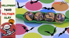 Halloween Peas - Polymer Clay (Easy Tutorial) ポリマークレイhttps://www.youtube.com/watch?v=7dpQ74JrEoU #Halloween #Peas #LoveYste #DIY #DoItYourself #HowTo #HowToMake #CraftyVideos #Love #Yste #Haul #Baking #Giveaway #Copenhagen #Denmark #PolymerClayCreations #PolymerClay #Inspired #Clay #RainbowLoom #Handmade #FunVideos #Gifts #RoomDecor #PolymerClayTutorials #Crayons #BestVideos #BestTutorials #DIYTutorials #HowToTutorials #EasyTutorials #TagVideos #Keychain #Creations #Youtube…