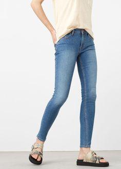 Mujer España Vaqueros skinny Jeans de Jeans MANGO olivia Rectas Jeans Mujer wqHRTw