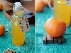 Orangenlikoer-selbermachen, Likör mit Orangen, Orangenlikör, Sommergetränk