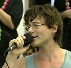 A photo from a visit Morten Harket did together with Oslo Gospel Choir to Guatemala. The occasion was a concert (1 of 3), where Harket and the choir participated in celebrating one year with peace in the country, after 36 years of civil war. It was a very special and touching moment being there.♥