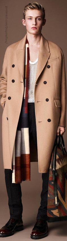 Fall 2014 Menswear Burberry Prorsum. Wonderful!