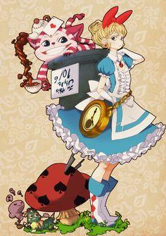 Wonderland to Go by Apikapa
