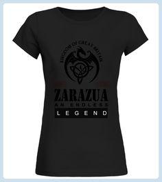 THE LEGEND OF THE ZARAZUA  (*Partner Link)
