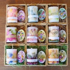 Making candles can be great fun. There are many areas of the candle making business you need to consider before embarking o Luxury Candles, Diy Candles, Homemade Scented Candles, Candle Making Business, Candle Art, Candle Containers, Aromatherapy Candles, Candlemaking, Diy Crafts For Kids