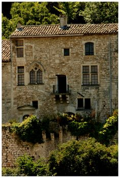 Oppède-le-vieux village in Provence Great Places, Places To Go, Beautiful Places, Paris Country, Southern France, Beaux Villages, Chateaus, Provence France, French Countryside
