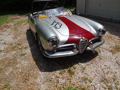 1960 Alfa Romeo Giulietta Spider Veloce Racer | Bring a Trailer