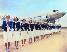 From Stewardess to Flight Attendant: 80 Years of Sophistication and Sexism - Condé Nast Traveler