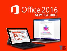 Microsoft Office 2016 – See what's new in it!