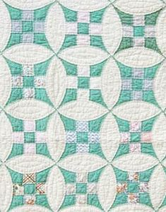 Cloud of Quilt Patterns: Improved Nine Patch