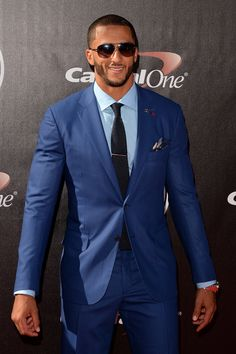 Colin Kaepernick at the espys