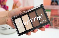 2-5-paleta-luisance-contorno-resenha Cheap Makeup, Cute Makeup, Glam Makeup, Diy Makeup, Simple Makeup, Beauty Makeup, Blonde Makeup, Makeup Lips, Natural Makeup