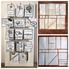Here is the breakdown of the cards made from my One Sheet Wonder Post. All products listed are available from the Stampin' Up! A...