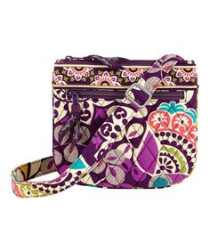 Another great find on #zulily! Plum Crazy Little Flap Hipster Crossbody Bag #zulilyfinds
