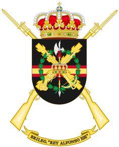 """BRILEG II- Brigada """"Rey Alfonso XIII"""" II de la Legión"""
