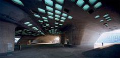 Zaha Hadid Architect   Phaeno Science Center   Germanny   2005
