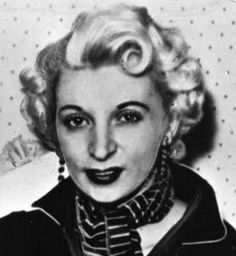 Today in history 1955. Ruth Ellis hanged for shooting her lover. Click to read about this miscarriage of justice.