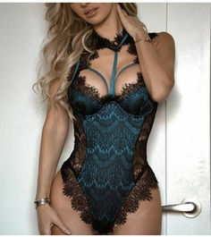 W0W So Sexy So Erotic Lace Lingere Front ❤