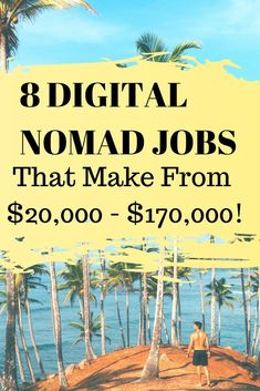 Check out these 8 digital nomads who are making serious money with their remote careers! Make Money Traveling, Travel Money, Work Travel, Budget Travel, Travel Jobs, Travel Advice, Time Travel, Work Abroad, To Infinity And Beyond