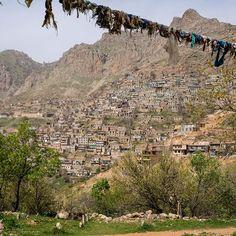 [In #Iran] #kurdish village #Uraman []  Arrived in Iran! Passing the border was quite long we arrived by night and camped in Jolfa. Then we have been hosted by Mehdi in Tabriz and by @hodahdk 's family in #Sanandaj :) Uraman is a beautiful village in the mountains!     Nous sommes arrivés en Iran de nuit après un long passage à la frontière. C'était le bazar! Nous sommes allé à Tabriz puis Sanandaj et en avons profité pour visiter un magnifique village kurde à flanc de montagne Uraman…