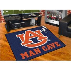 Auburn University Tigers Door Mat Floor Rug Doormat 3'x4'