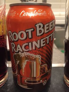 Compliments Root Beer. 8/10