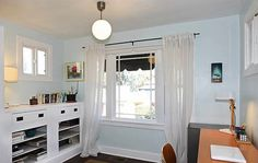 Vintage built-ins and wood windows. Idyllic 1924 Spanish bungalow in Silver Lake, 549k.