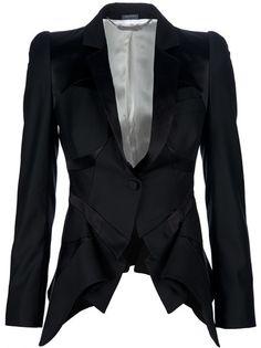 Alexander Mc Queen Tuxedo jacket