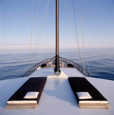 Beluga One, a traditional 85 foot, ten berth Turkish gulet, was completely re-hauled, re-fitted, re-engineered - and given a renaissance, as one of the most exquisite crafts afloat. Anouska Hempel Design