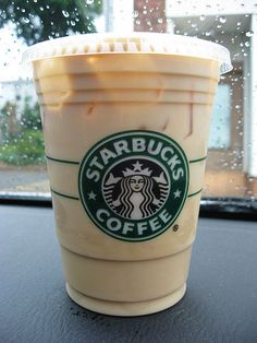 Iced Dirty Chai Latte - 15 New Secret Starbucks Drinks for Fall and Winter