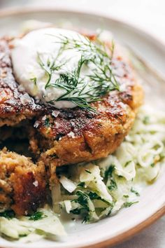 salmon burgers pinchofyum.com