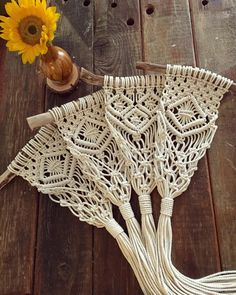 "514 mentions J'aime, 14 commentaires - Knotty NaturedKatherine Game (@knottynatured) sur Instagram : ""Groupies for days! As always, these wall plant hangers are available in my Etsy shop. I'll be…"""