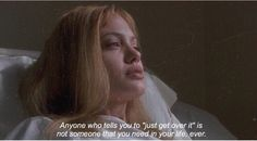 80s Please — Angelina Jolie // Girl Interrupted (1999)