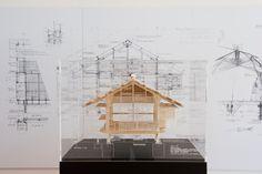 GAD - Gallery of Australian Design Architecture 101, Architecture Model Making, Architecture Student, Model Building, 3d Models, Scale Models, Landscape And Urbanism, Arch Model, Design Model