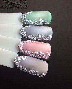 #Repost @nailsart_nsk ・・・ А у нас снег ❄️ ❄️️❄️️❄️️❄️️ вот и рисуются теперь белые вензелечки #новосибирск #ногтидизайн #маникюр #ногтидзержинский #ногтиновосибирск #ногтидизайн #ногтидня #мастерновосибирск