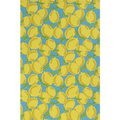Sicilian Lemon Dishtowel in New Kitchen & Food | Crate and Barrel